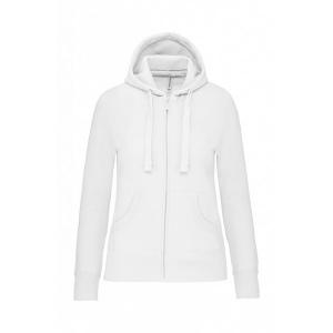 Sweat-shirt zippé capuche femme - Kariban  b3ecf507c65