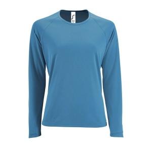 65a115e201d97 Tee-shirt sport femme manches longues - SPORTY LSL WOMEN ...