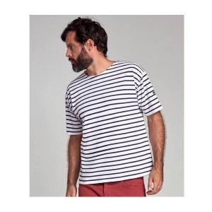 d63d40550d82e T-Shirt Contrasté Homme Publicitaire