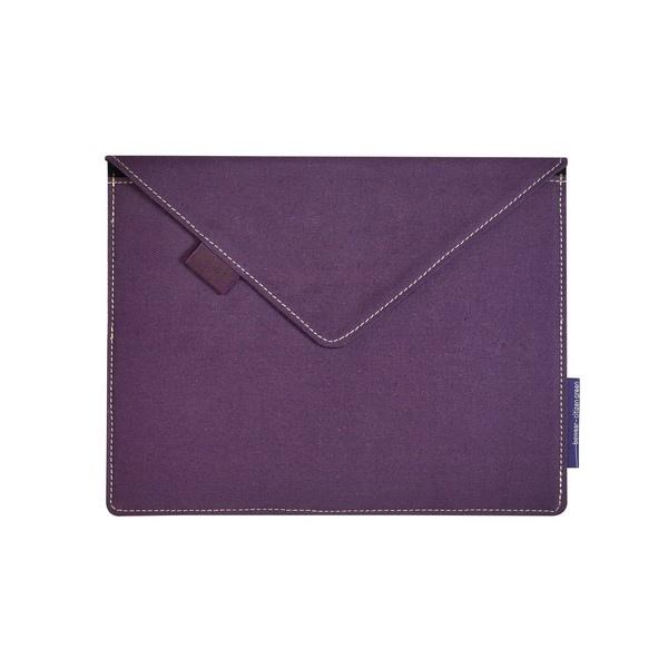 pochette en tissu pour tablette numérique
