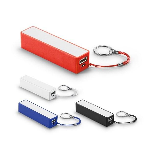 Batteries externes avec deux ports en 4 coloris